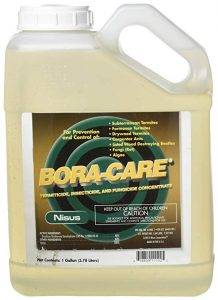 Jug of Bora-Care Tent-less Termite Control