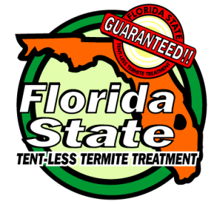 Florida State Tent-less Termite Logo as png file