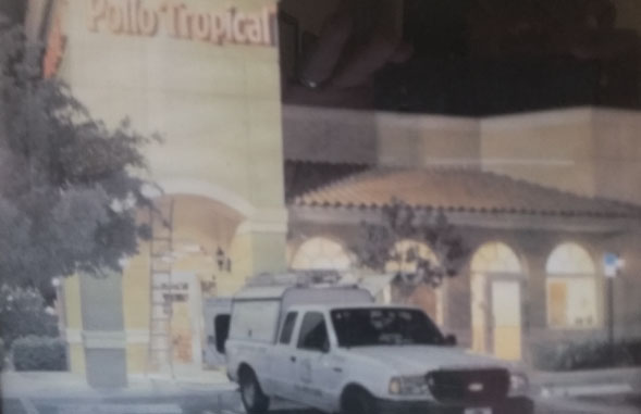Pollo Tropical commercial restaurant treated by Florida State Tentless Termite Treatment
